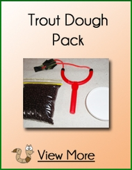 Trout Dough Pack